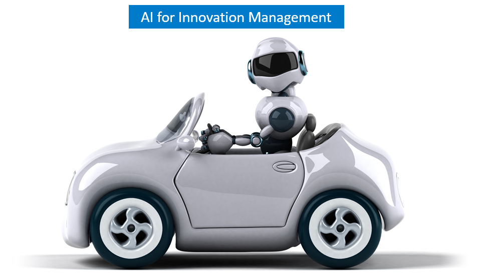 Self-Driving Innovation Management Solution